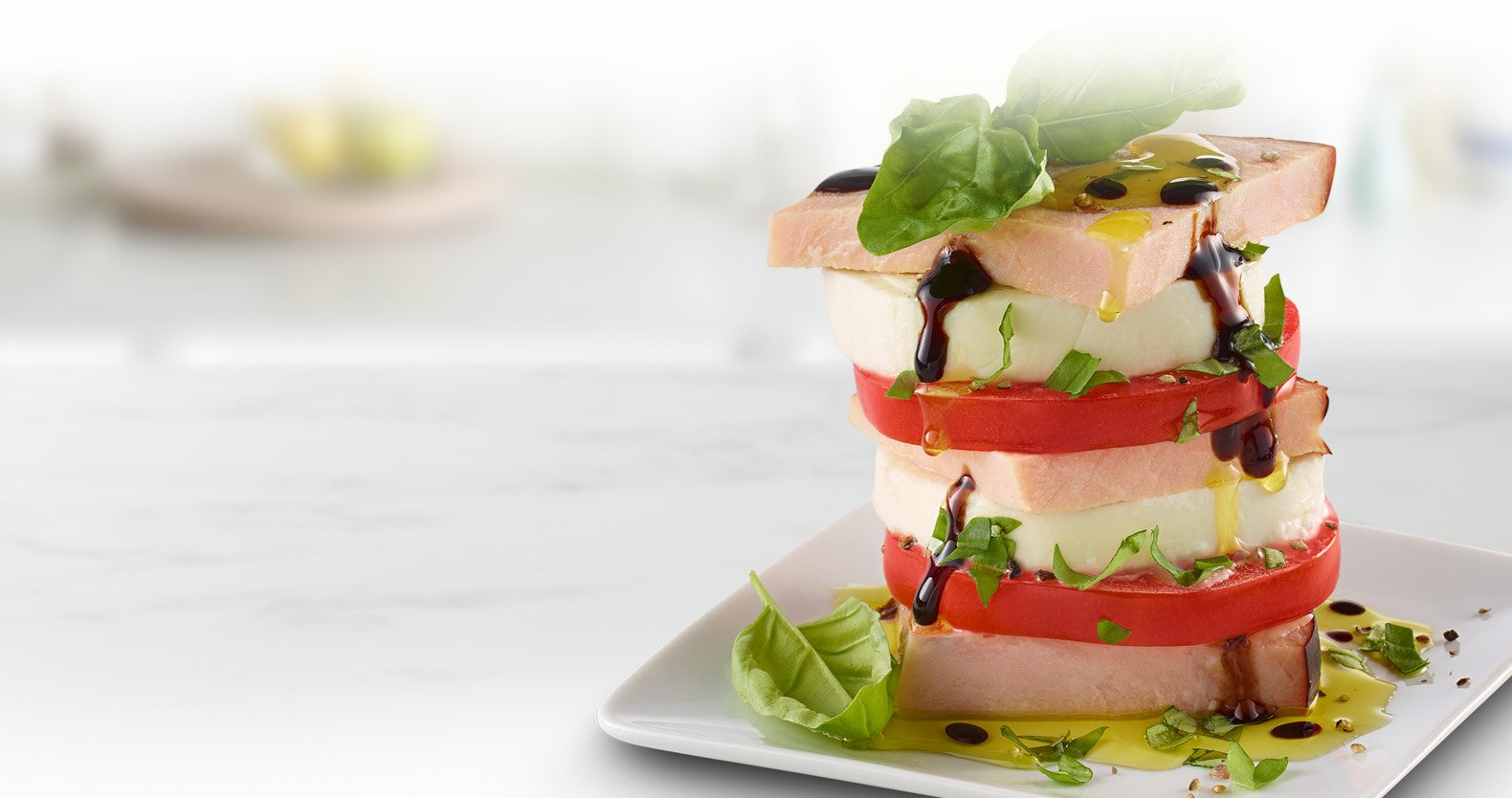 Black Forest Caprese Salad